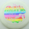 Outlaw - 1st Run Pinnacle - white - rainbow - 175g - 176-9g - somewhat-flat - neutral