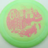 Outlaw - 1st Run Pinnacle - green - pink - 174g - 174-8g - neutral - neutral