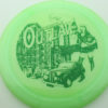 Outlaw - 1st Run Pinnacle - green - green - 173g - 174-1g - neutral - neutral