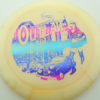 Outlaw - 1st Run Pinnacle - light-orange - wildberry - 175g - 175-9g - somewhat-flat - somewhat-gummy