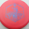 Infinite Discs Inca - pink - i-blend - blue - 180g - 178-4g - somewhat-flat - somewhat-stiff