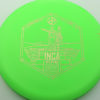 Infinite Discs Inca - green - i-blend - gold - 180g - 178-7g - somewhat-flat - somewhat-stiff