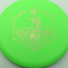 Infinite Discs Inca - green - i-blend - gold - 180g - 178-3g - somewhat-flat - somewhat-stiff