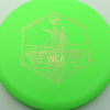 Infinite Discs Inca - green - i-blend - gold - 180g - 178-1g - somewhat-flat - somewhat-stiff