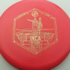 Infinite Discs Inca - pink - i-blend - gold - 180g - 178-3g - somewhat-flat - somewhat-stiff