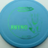 Rhyno - blue - dx - green - 304 - 175g - 174-3g - neutral - pretty-stiff