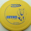 Rhyno - yellow - dx - blue - 304 - 175g - 174-0g - pretty-flat - pretty-stiff