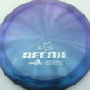 Opto-X Chameleon Recoil - Albert Tamm - blue-green-purple - silver - 173g - 173-6g - somewhat-domey - somewhat-stiff