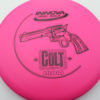 Colt - pink - dx - black - 304 - 175g - 173-2g - somewhat-domey - pretty-stiff