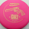 Colt - pink - dx - gold - 304 - 175g - 172-6g - somewhat-domey - pretty-stiff