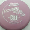 Colt - light-pink - dx - silver - 304 - 175g - 175-2g - somewhat-domey - pretty-stiff
