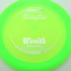Wraith - Star / Champion - green - champion - silver - 304 - 173-175g-2 - 175-3g - neutral - somewhat-stiff
