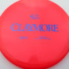 Claymore - redpink - opto - blue - 176g - 176-7g - neutral - neutral