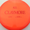 Claymore - orange - opto - redorange - 175g - 176-4g - neutral - neutral