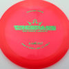 Trespass - redpink - lucid - green - 173g - 174-7g - neutral - neutral