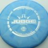 Judge - Burst - prime - silver - 304 - 173g - 173-7g - super-flat - pretty-stiff