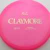 Claymore - pink - opto - gold - 173g - 174-7g - neutral - neutral