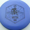 Infinite Discs Myth - blue - x-blend - black - 304 - 1194 - 175g - 177-4g - somewhat-puddle-top - somewhat-stiff