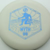 Infinite Discs Myth - white - d-blend - blue - 304 - 1194 - 172g - 172-4g - somewhat-puddle-top - pretty-stiff