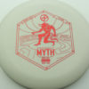 Infinite Discs Myth - white - d-blend - red - 304 - 1194 - 172g - 172-3g - somewhat-puddle-top - pretty-stiff