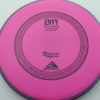 Envy - pink - swirly - electron-firm - black - 304 - 1194 - 170g - 171-7g - super-flat - very-stiff