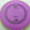Envy - purple - yellow-green - electron-firm - black - 304 - 1194 - 174g - 172-4g - pretty-flat - very-stiff