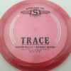Trace - pink - proton - black - silver - 1194 - 175g - 176-7g - somewhat-domey - somewhat-stiff
