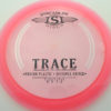 Trace - pink - proton - black - silver - 1194 - 174g - 175-0g - somewhat-domey - somewhat-stiff