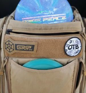 OTB Space Patch - Velcro