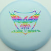 Disc Days - Legacy - nemesis - swirly - icon - rainbow-fracture - 167g - 169-6g - somewhat-domey - somewhat-gummy