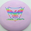 Disc Days - Legacy - bandit - swirly - icon - rainbow-fracture - 167g - 168-0g - somewhat-domey - somewhat-gummy