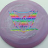 Disc Days - Legacy - bandit - swirly - icon - rainbow-fracture - 167g - 167-5g - somewhat-domey - somewhat-gummy