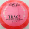 Trace - pink - proton - black - silver - 1194 - 172g - 173-2g - somewhat-domey - somewhat-stiff