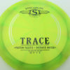Trace - green - proton - black - silver - 1194 - 171g - 172-7g - somewhat-domey - somewhat-stiff