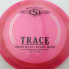 Trace - pink - eclipse - black - silver - 1194 - 172g - 173-0 - somewhat-domey - somewhat-stiff