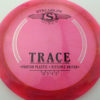 Trace - pink - proton - black - silver - 1194 - 171g - 172-9g - somewhat-domey - somewhat-stiff