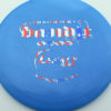 Bandit - blue - icon - flag - 304 - 175g - 175-9g - somewhat-flat - somewhat-gummy
