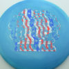 Glow Rival - Limited Edition - glow-blue - flag - 175g - 174-9g - neutral - somewhat-stiff