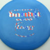 Bandit - blue - icon - flag - 304 - 175g - 175-9g - somewhat-flat - neutral