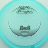 Roc3 - blue - champion - black - 304 - 180g - 184-0g - somewhat-flat - neutral
