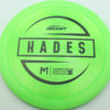 McBeth Hades - Stock ESP - black - 173-175g - 174-7g - somewhat-flat - somewhat-stiff