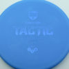 Discmania Tactic - blue - exo-soft - blue - 173g - 173-7g - somewhat-puddle-top - somewhat-gummy