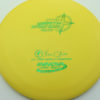 Wraith - Star / Champion - yellow - star - green-fracture - 304 - 170g - 172-3g - neutral - somewhat-stiff