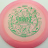 Jessica Weese Shryke - 2021 - Luster Champion - pink - green-matrix - 170g - 170-5g - neutral - somewhat-stiff