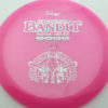 Bandit - pink - pinnacle - silver-hearts - 304 - 174g - 174-3g - pretty-flat - somewhat-stiff