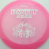 Bandit - pink - pinnacle - silver-hearts - 304 - 175g - 176-8g - somewhat-flat - pretty-stiff