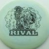 Glow Rival - Limited Edition - glow-light-blue - black - 175g - 175-9g - neutral - somewhat-stiff