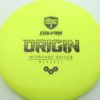 Discmania Origin - yellow - black - 177g - 176-8g - neutral - somewhat-stiff