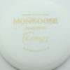 Mongoose - white - icon - gold-dots-mini - 175g - 177-9g - somewhat-flat - neutral