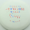 Mongoose - white - icon - flag - 175g - 177-9g - somewhat-flat - neutral
